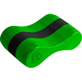 arena Freeflow Pull Buoy, adic lime-black